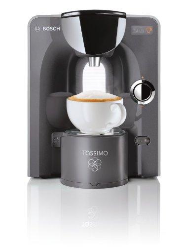 Bosch TAS 5541 - Cafetera monodosis Tassimo (Gris, Sensor, 221 mm, 283 mm, 286 mm, 221 x 283 x 286 mm)