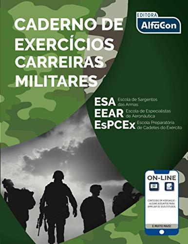Caderno De Exercícios - Forças Armadas (esa - Eear - Espcex)