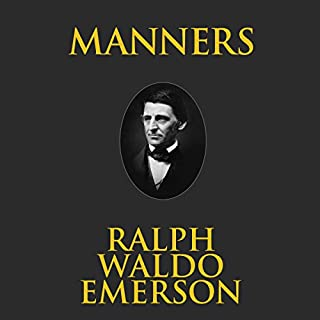 Manners audiobook cover art