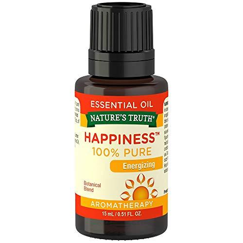 Aceite esencial Truth de la naturaleza, sin mangas, 0,51 ml de líquido (3 unidades)