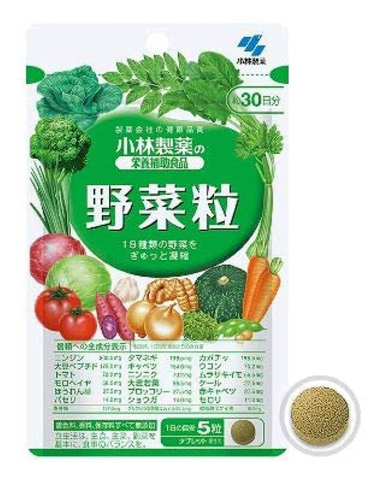 特別な十大惨事小林製薬 野菜粒(150粒×6個セット)