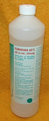 Andermatt BioVet GmbH Ameisensäure Lösung Formivar 60% Med. ad us. Vet