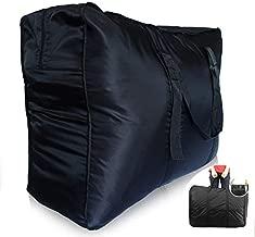 Plago 173Liter Professional Quality Nylon Extra Large Duffel Bag Lightweight Foldable Water Resistant Cargo for Travel College Folding Bike Tent Mattress Closet Storage