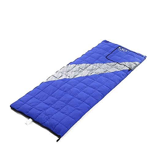 Sac de couchage Sacs durables, léger et Chaud Camping en Plein air Robe de randonnée Portable enveloppe Adulte, Vert, 200 * 78 cm, la Taille du nom: 200 * 78 cm, Le nom de la Couleur: