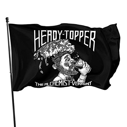 Emonye The Heady Topper 150cm90cm Equipment Fashion Excellent Outdoor Flag 3X5ft