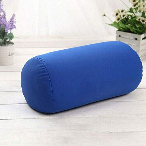 Home Sofa Sleep Pillow Living Room Microbead Neck Back Roll Cushion Travel Bed Roll Throw Pillow Hot
