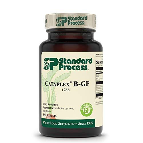 Standard Process Cataplex B GF - Gluten-Free,...