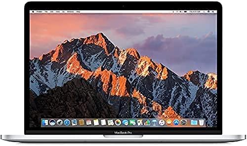 Apple MacBook Pro 13.3' (i5-6360u 2.0ghz 16gb 256gb SSD) QWERTY U.S Teclado MLL42LL/A Final 2016 Plata (Reacondicionado)