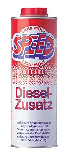 LIQUI MOLY 5160 Speed Diesel-Zusatz 1 l