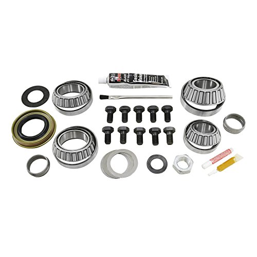 Yukon Gear & Axle (YK NM226) Master Overhaul Kit for Nissan Titan Rear Differential