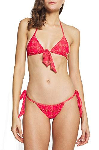 Guess Damen Bikini GG col mc03i E02J27+E02O16, Rot XS