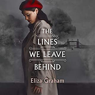 The Lines We Leave Behind audiobook cover art