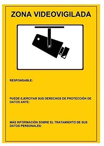 WOLFPACK LINEA PROFESIONAL Cartel Zona V...