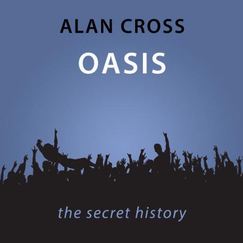 Oasis audiobook cover art
