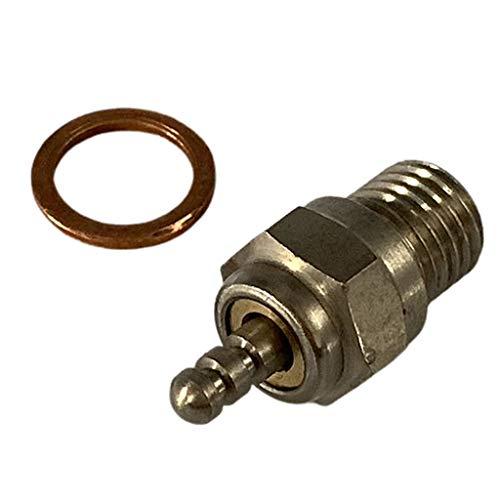 freneci Spina di Accensione Universale in Metallo 70117 RC per Accessorio per Automodello HSP 1:10
