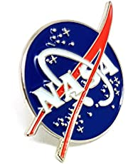 Spilla con emblema della NASA   Spille regalo originali   Per camicie, vestiti o per il tuo zaino   Regali unici e speciali