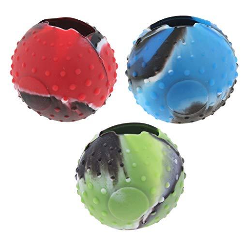 MERIGLARE Capa Protetora de 3 Peças de Silicone para Switch Pokeball Plus