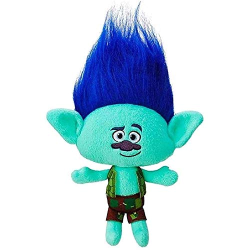 juguete de peluche troll movie troll poppyace diamond Cooper felpa pulgada de peluche de juguete para niños 23cm