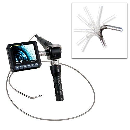 PCE Instruments Endoskop PCE-VE 650 mit schwenkbarem Kamerakopf / Durchmesser 4,5mm