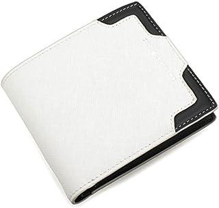 パトリックコックス 財布 二つ折り財布 ホワイト PATRICK COX pxmw5ss3-00 メンズ 紳士