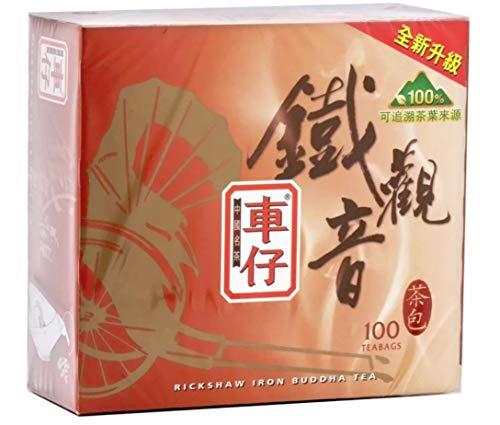 RICKSHAW Chinese Iron Buddha Teabags 1.6g x 100
