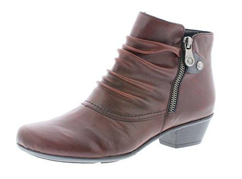 Rieker Damen Ankle Boots Y7363,Frauen Stiefel,Ankle...