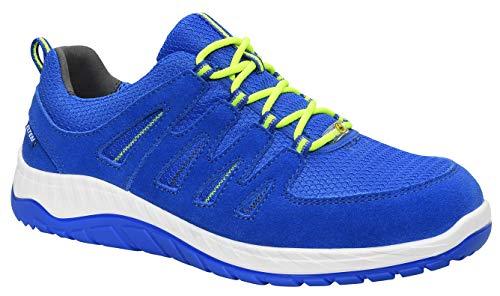 ELTEN Maddox Blue Low ESD S1P - Zapatos de Seguridad para Hombre, Deportivos, Ligeros,...