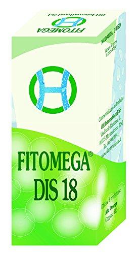 FITOMEGA DIS 18 - GTT 50 ml - Complesso Fitosinergico