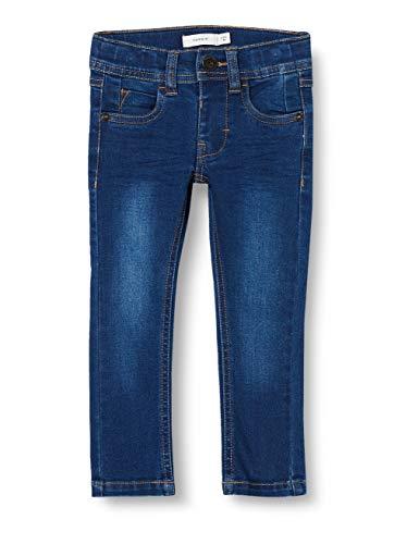 NAME IT Jungen NKMPETE DNMTONSON 2392 Pant NOOS Jeans, Medium Blue Denim, 104