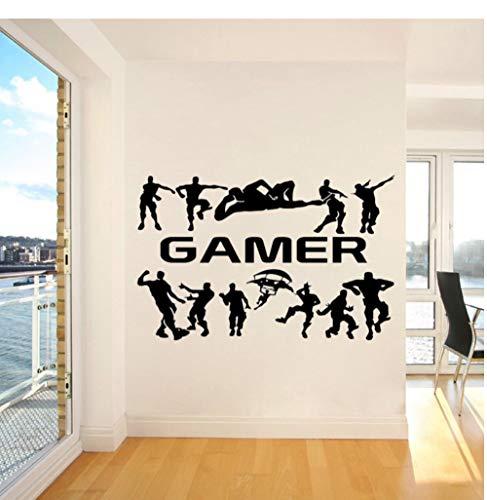 pegatina gamer fabricante