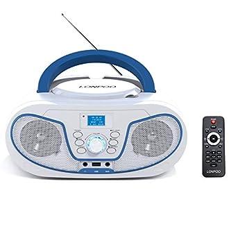CD-Player mit Bluetooth Bild