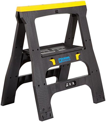 Kiesel Werkzeuge Arbeitsbock, gelb, 972