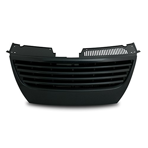 JOM Car Parts & Car Hifi GmbH 3C853654OE Kühlergrill ohne Emblem, schwarz