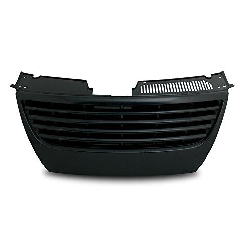 JOM Car Parts & Car Hifi GmbH 3C853654OE Kühlergrill, Schwarz