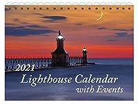 2021年 灯台カレンダー イベント用