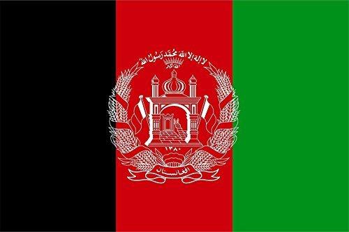 U24 Fahne Flagge Afghanistan 60 x 90 cm