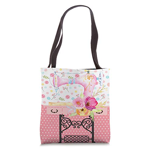 Best Gifts for Sewing Lovers Sewing Bag Sewing Table Tote Bag