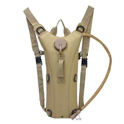 Lai-LYQ 3L Water Bladder Bag Hydration Rugzak Outdoor Camping Wandelen Fietsen Gear - Woestijn Digitaal