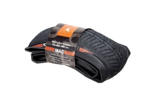 KHE BMX Faltreifen Mac2+ - Cubierta para Bicicleta BMX (20')