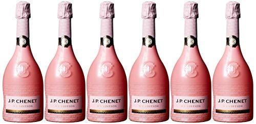 JP Chenet Ice Edition Rosé - Vin effervescent demi-sec - 6 x75 cl