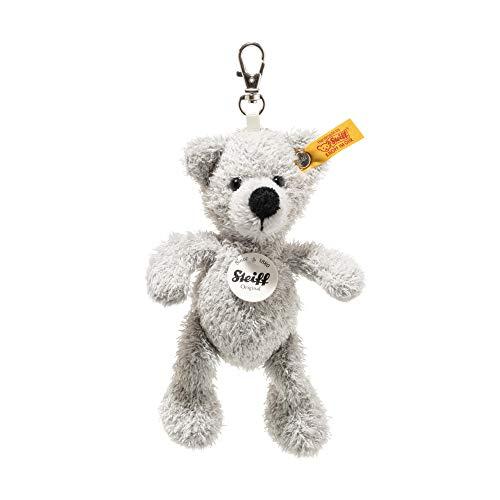 Steiff 112508 Teddybär, grau, 12 cm