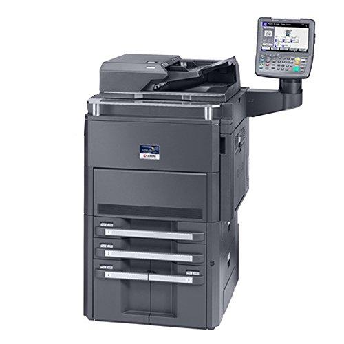Best Bargain Kyocera TASKalfa 6550ci Tabloid-Size Color Laser Multifunction Copier - 65 ppm, Copy, P...