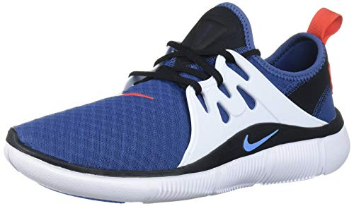 Nike Men's Acalme Sneaker Mystic Navy/University Blue-Black 10 Regular US