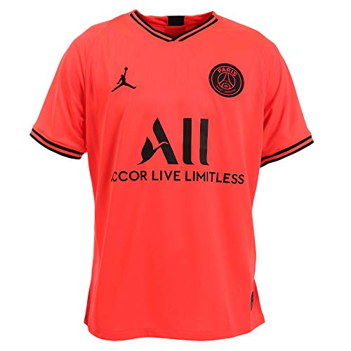 Nike Men's Paris Saint-Germain PSG x Jordan 2019/20 Away Soccer Jersey (Medium)