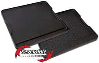 Reversible Pre-Seasoned Cast Iron Griddle 16