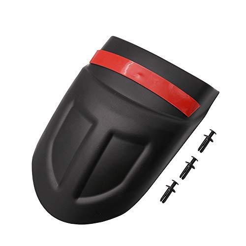 MeterMall Para Honda NC700X NC700S NC750X NC750S NC700 NC750 S X NC 700X 700S 750 Motocicleta Guardabarros delantero Guardabarros Extensión del extensor trasero auto accesorios