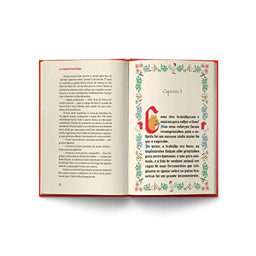 7-A Revolução dos Bichos - Autografado por Talita H...