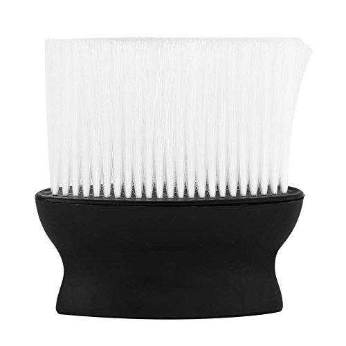 1 PCS Noir et Blanc Cleaner Barber Rasage Brosse Barber Brosse De Nettoyage Barber Cheveux Brosse Barber Duster Brosse Cou Duster Brosse De Nettoyage De Cheveux Duster Clean Brush Brosse Outil De Coif