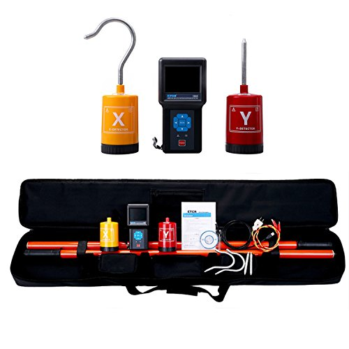 Lanlanmaoyimg Wireless High-Tension Line Nuclear Instrument Wireless High-Tension Line Nuclear Instrument Phasing Tester Phase Detector ETCR1600 Precision Measurement