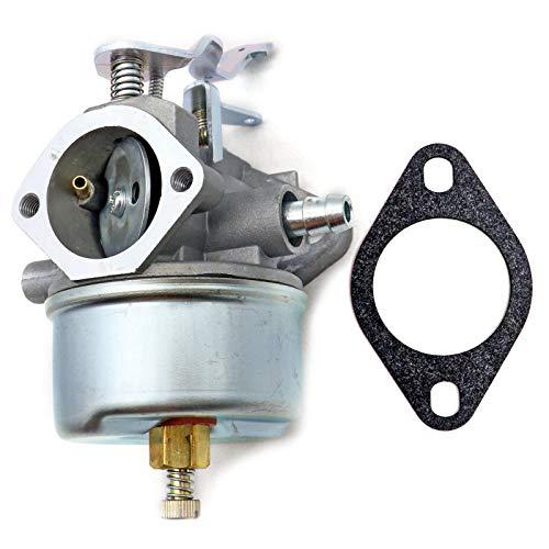 SecosAutoparts Carburetor Carb Fit For Tecumseh HH100 HH120 ENGINE 632424